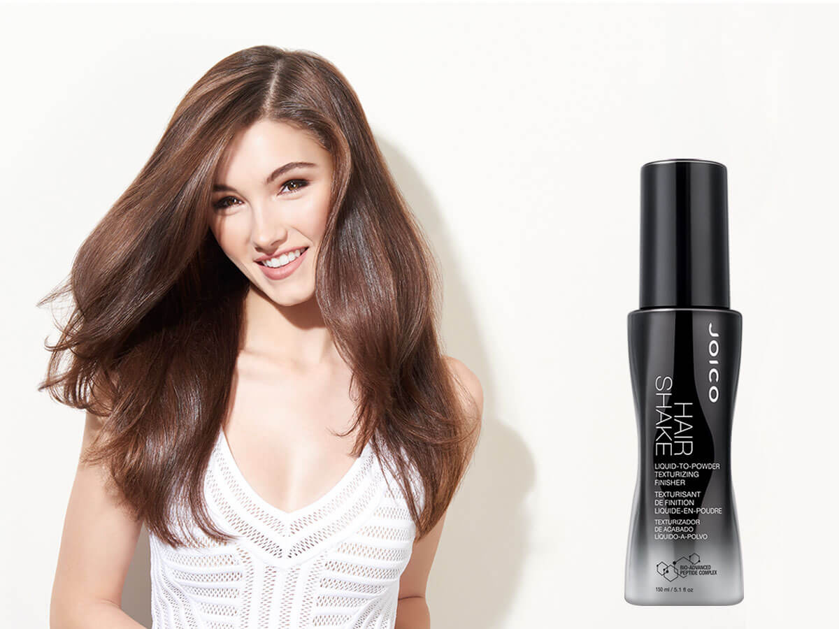 Hair Shake model and product