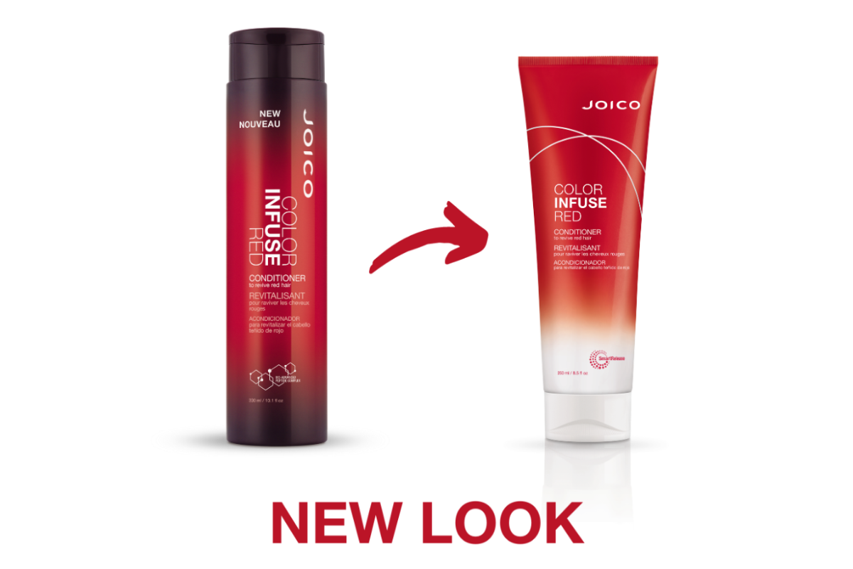 Joico Color Infuse Red Conditioner bottle