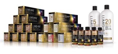LumiShine full product group