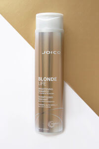 Blonde Life Shampoo bottle