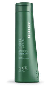 Body luxe shampoo bottle