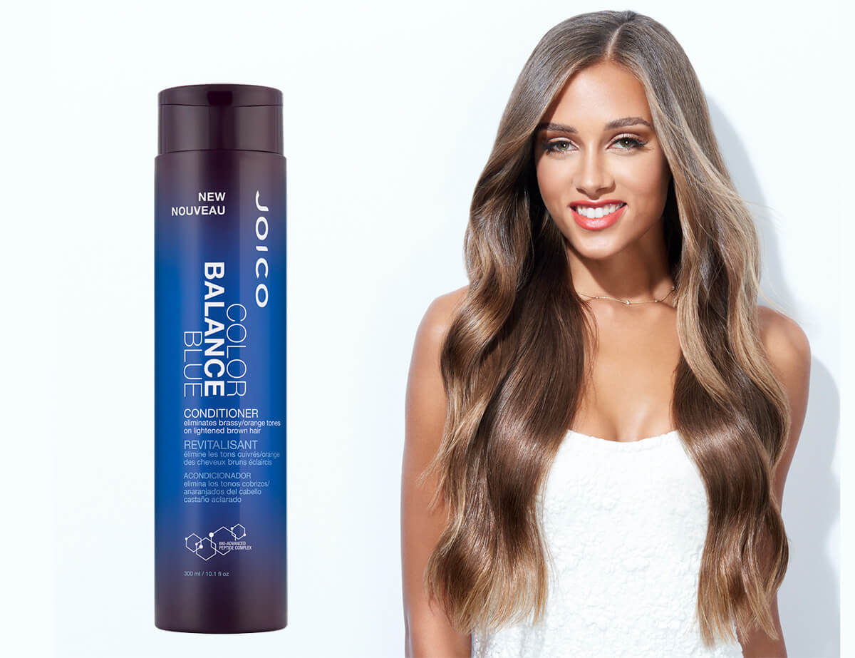 Color Balance Blue Conditioner Product and Model