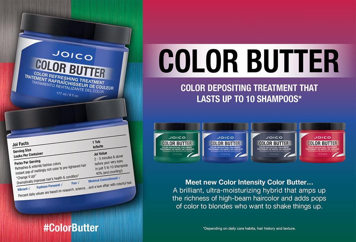 Color Butter fact sheet