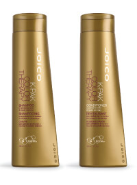 K-PAK Color Therapy Shampoo and Conditioner Bottle