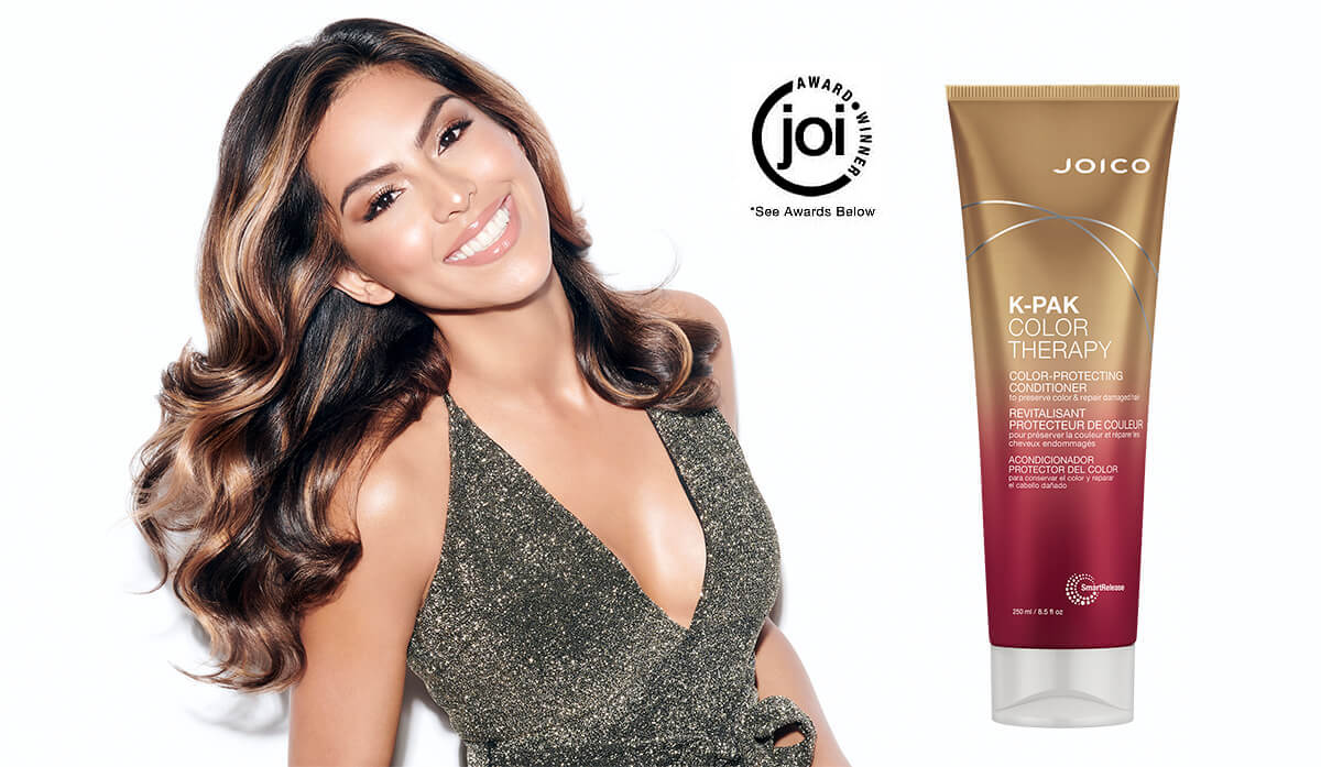 Joico Color Therapy Conditioner bottle