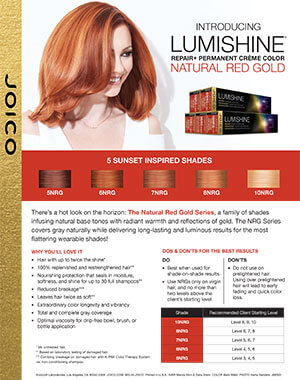 LumiShine NRG Fact Sheet PDF Cover