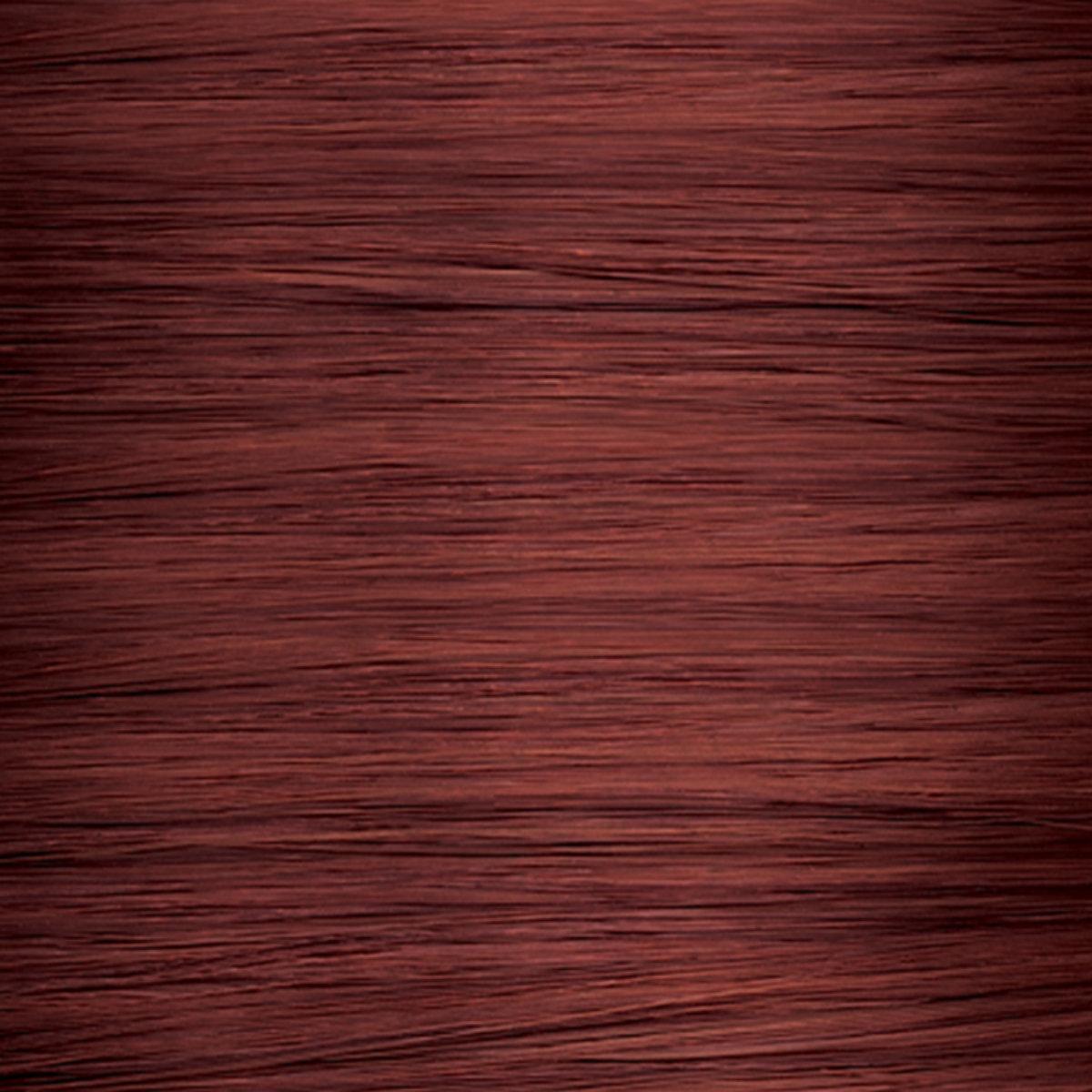 Raspberry truffle hair color