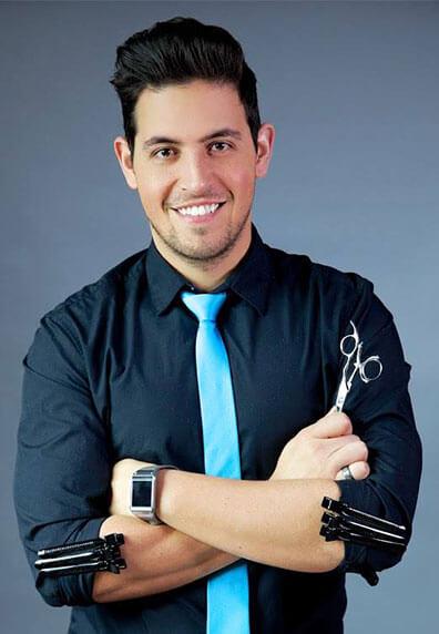 Ricardo Santiago headhshot