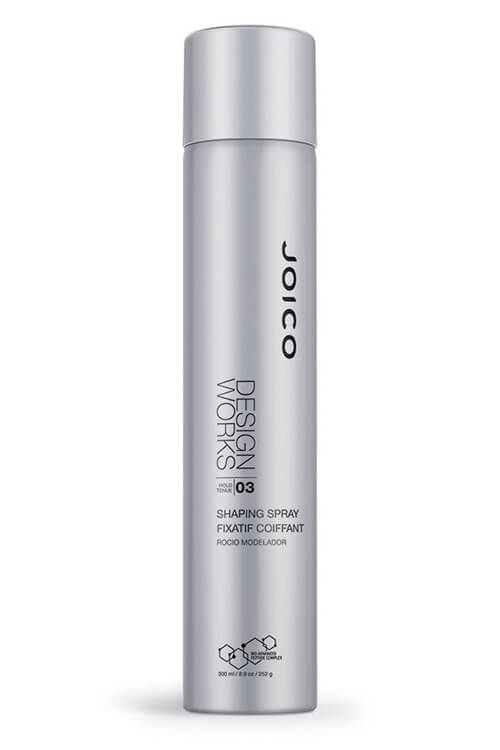 design works hairspray bottle