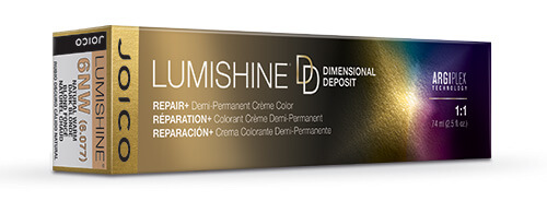 Lumishine DD creme color box