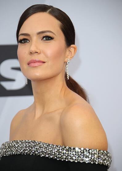 Mandy Moore at Screen Actors Guild Awards