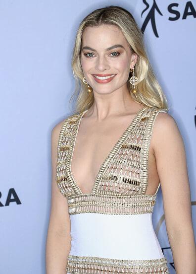 Margot Robbie at Screen Actors Guild Awards