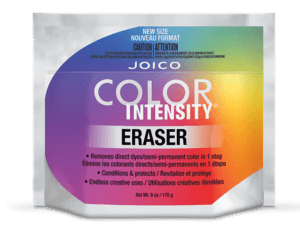 Color Intensity Eraser Bag