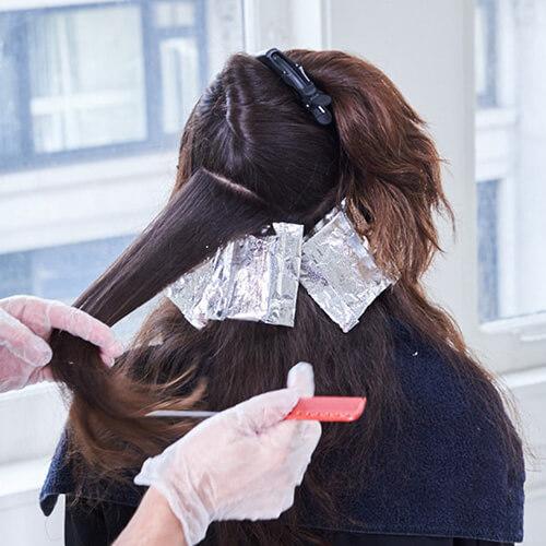 Royal Brunette Hair Color Formula Step 4