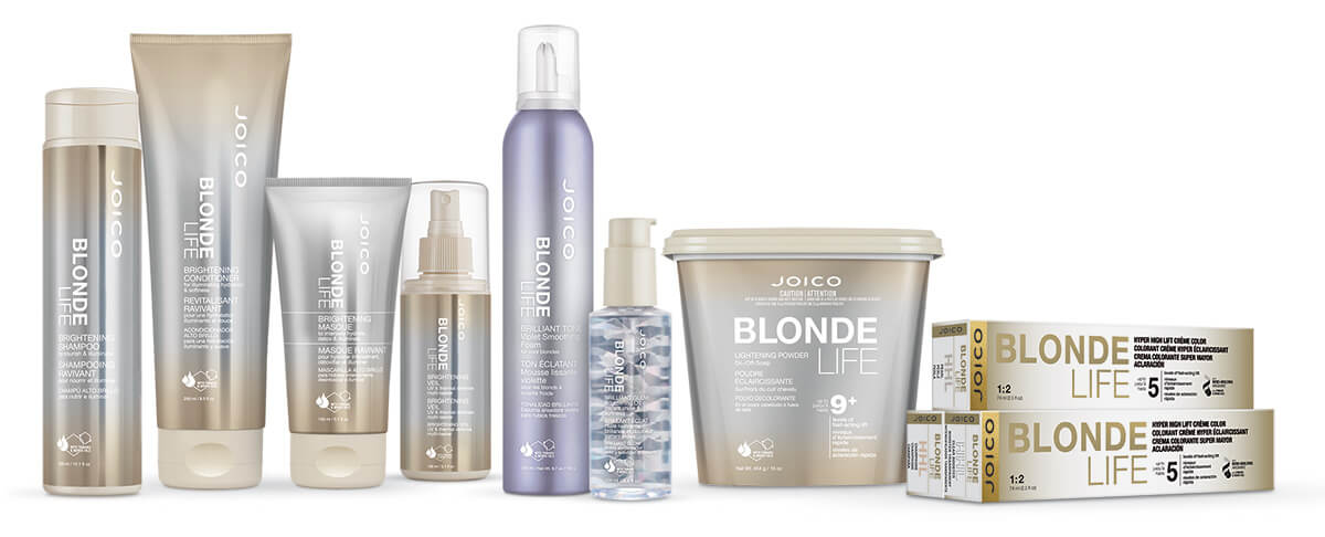 Blonde Life Full product group