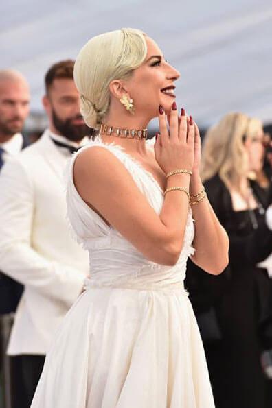 Lady Gaga Hair by Frederic
