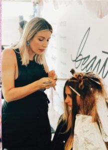 Nikki Lee 901 Salon Styling Hair
