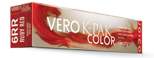 Vero K-PAK Permanent Color box