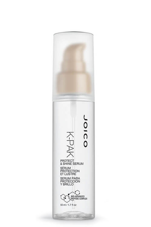 K-PAK Protect & Shine Serum Bottle