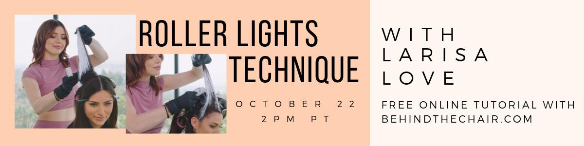Larisa Love facebook live event flyer