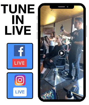 Joico Facebook Live image