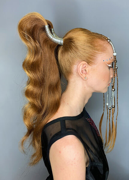 Premier orlando hair models