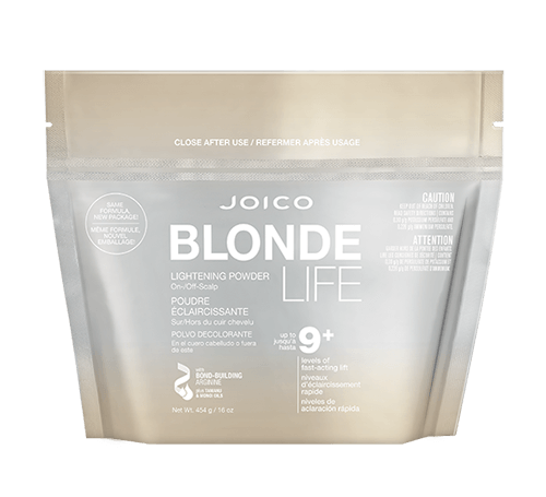 Blonde Life lightening Powder pouch