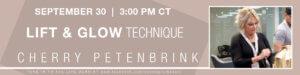 Cherry Pentenbrink FB Live Banner