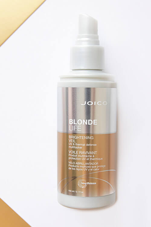 Blonde Life Veil bottle