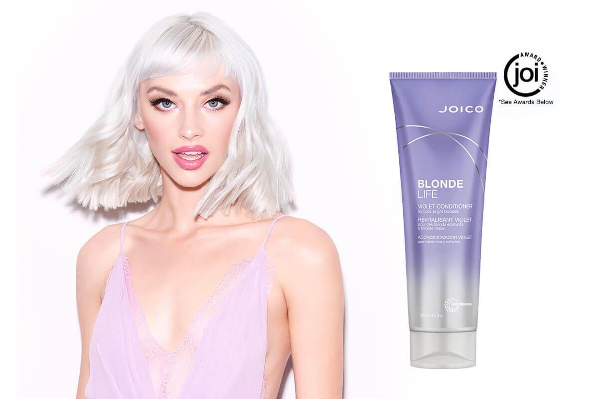 Blonde Life Violet Conditioner bottle