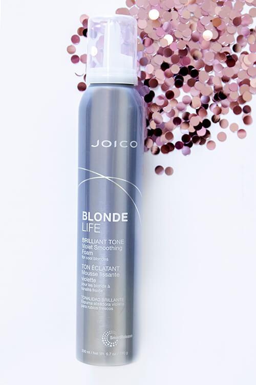Blonde Life Violet Foam bottle