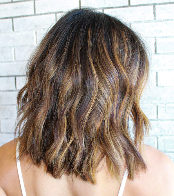 Hair feels sweesptakes winner after hair transformation