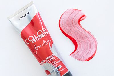 Joico Color Intensity Love Aura Swatch with bottle
