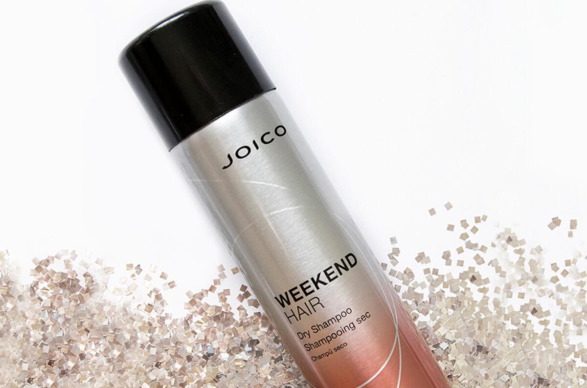 Joico Dry Shampoo bottle