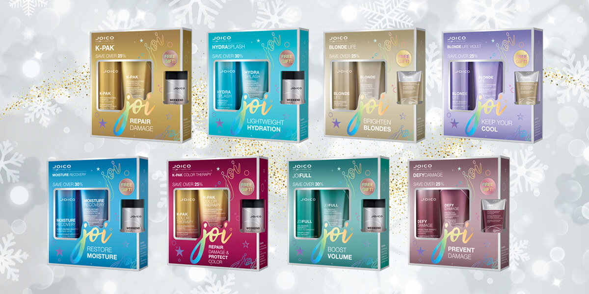 Joico Holiday Gifts