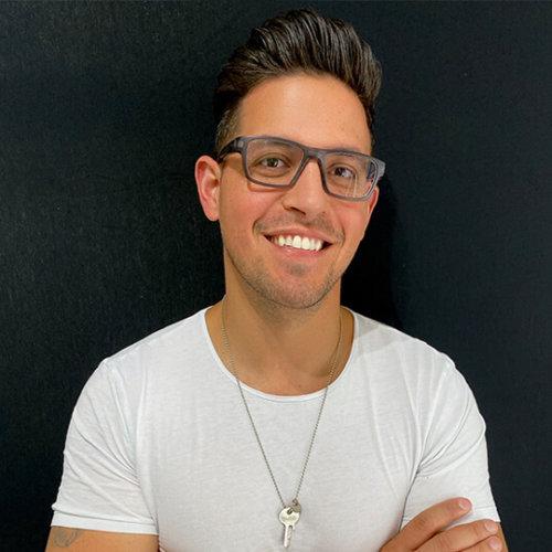 Ricardo Santiago Headshot