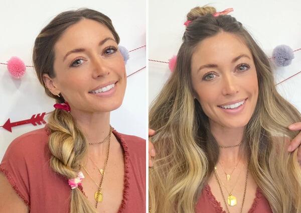 Hairstylist Jill Buck
