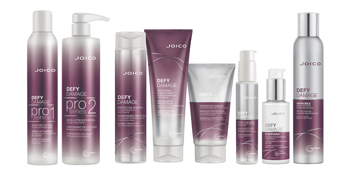 Joico Defy Damage All products