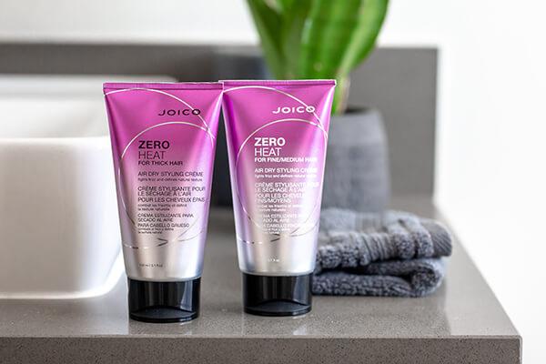 Joico Zero Heat bottles