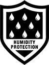 humidity protection badge