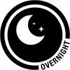 overnight badge