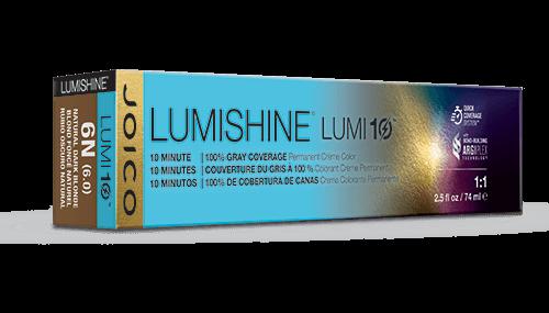 Lumishine hair color bottle